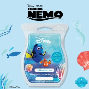 scentsy nemo wax bar