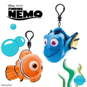 finding nemo backpack clips for kids